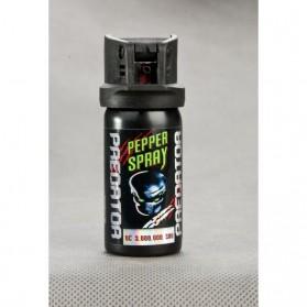 Obranný pepper sprej Predator 40 ml. triska