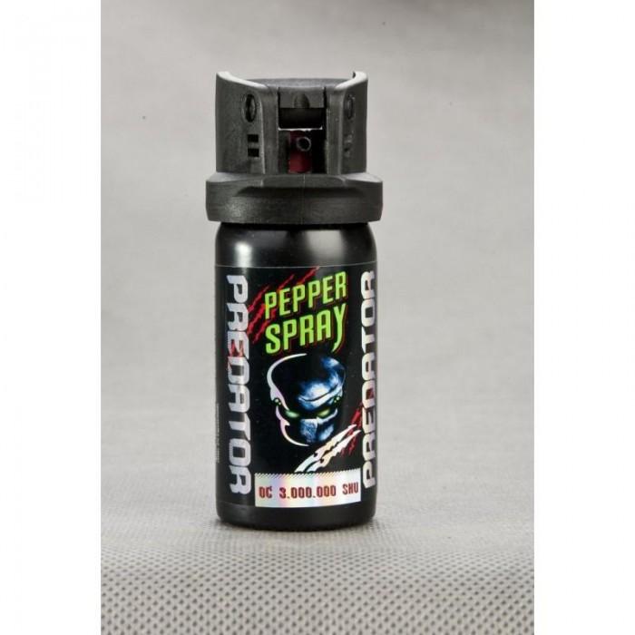 Obranný pepper sprej Predator 40 ml. hmla