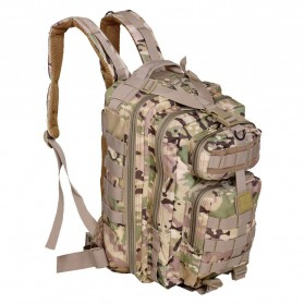 Batoh 24L Gurkha Tactical, multicam