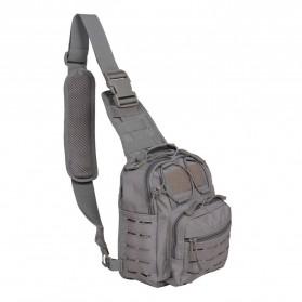 Taktická taška Gurkha LC-B55, šedá