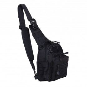 Taktická taška Gurkha LC-B55, čierna