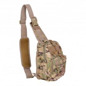 Taktická taška Gurkha LC-B55, multicam