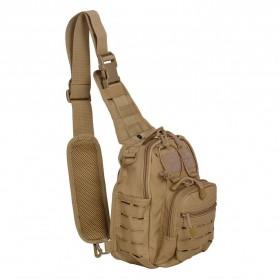 Taktická taška Gurkha LC-B55, hnedá