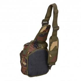 Taktická taška Gurkha LC-B55, woodland