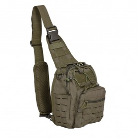 Taktická taška Gurkha LC-B55, zelená