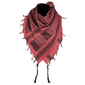 Šatka bavlnená MIL-TEC (Arafatka), červená