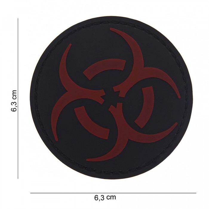 Nášivka PATCH 3D PVC Resident Evil