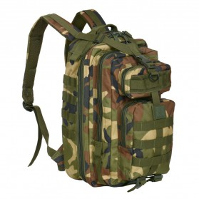 Batoh 24L Gurkha Tactical, woodland