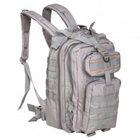 Batoh 24L Gurkha Tactical, šedý