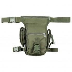 Bedrová taška MFH Hip Bag, olive