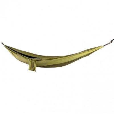 M-Tramp Hamaka, jednovrstvová - sieť na spanie, olive