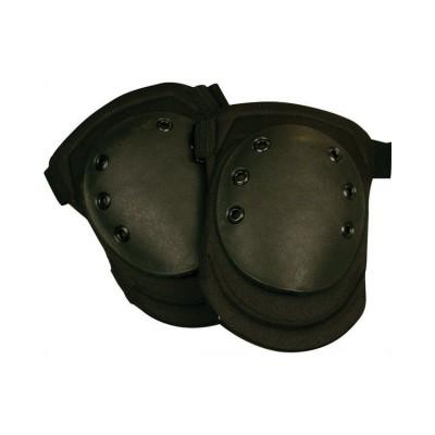 Chrániče Kombat na kolená, čierne