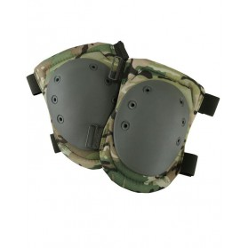 Chrániče Kombat na kolená, multicam