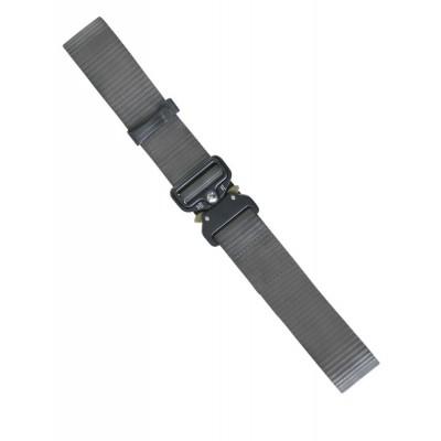 Taktický opasok KOMBAT Recon Belt, šedý