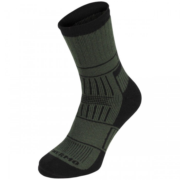 "Ponožky Thermo ""Alaska"" oliv"