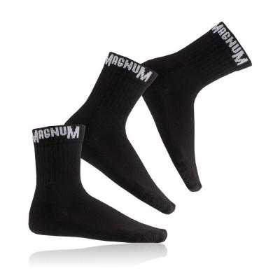 Ponožky Magnum Base, čierne