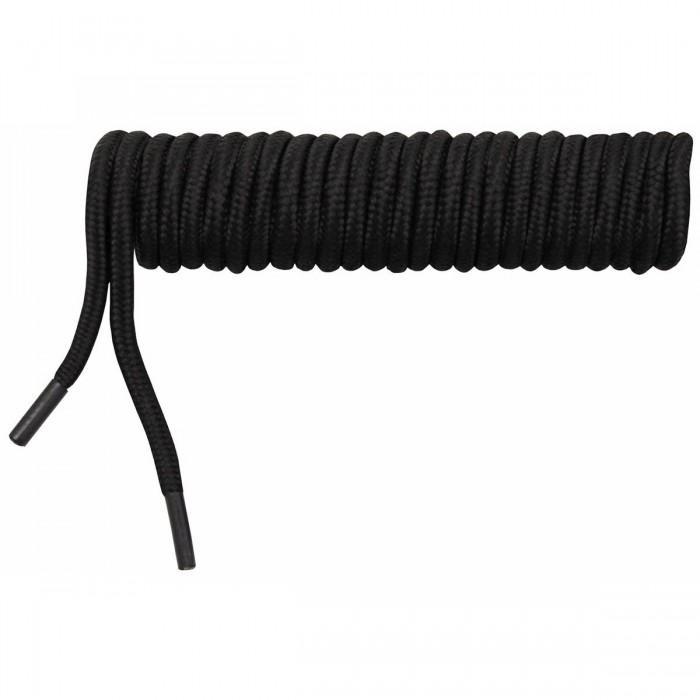 Šnúrky do vysokej obuvi MFH 180 cm, čierne