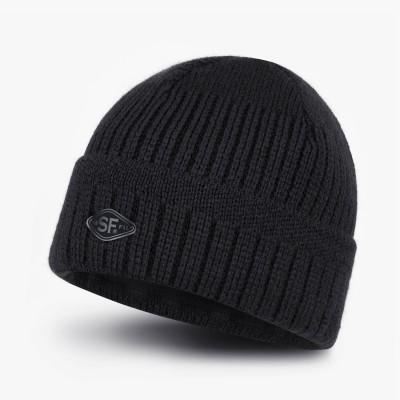 Čiapka zimná SABFIL JACK SNOW, čierna