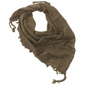 Šatka bavlnená MIL-TEC (Arafatka), olive