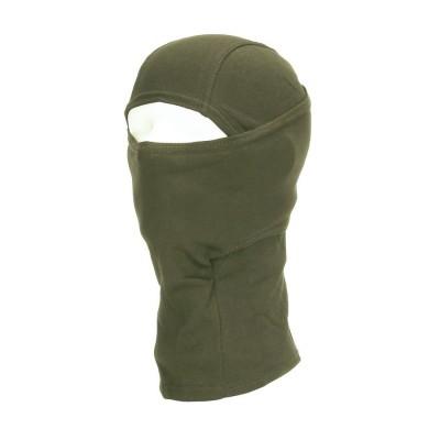 Kukla ninja bavlnená, olive