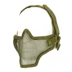 Ochranná maska AIRSOFT, olive