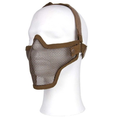 Ochranná maska AIRSOFT, coyote