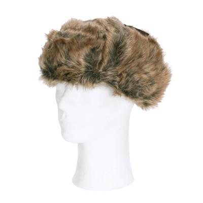 Baranica FOSTEX Fur hat polar, hnedá