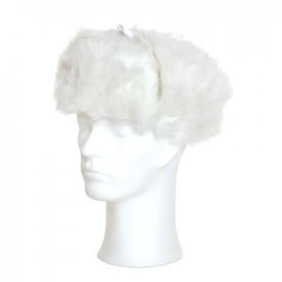 Baranica FOSTEX Fur hat polar, biela
