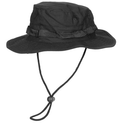 Klobúk MFH Rip - Stop, čierny