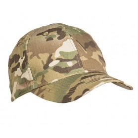 Šiltovka Mil-Tec BASEBALL CAP, multicam