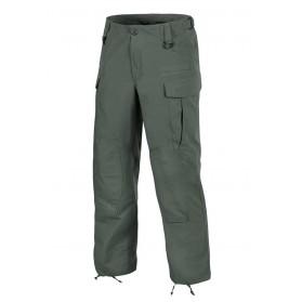Nohavice Helikon SFU NEXT PANTS® - POLYCOTTON RIPSTOP, Olive Green