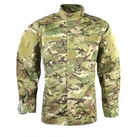 Blúza KOMBAT Assault Shirt - ACU Style, multicam