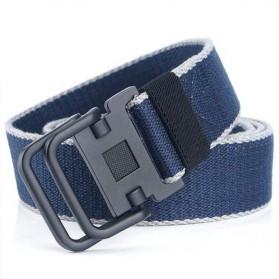 Opasok DTD textilný 3,8x120cm, modrý