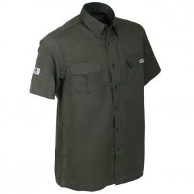 Košeľa taktická GURKHA s krátkimi rukávmi, olive