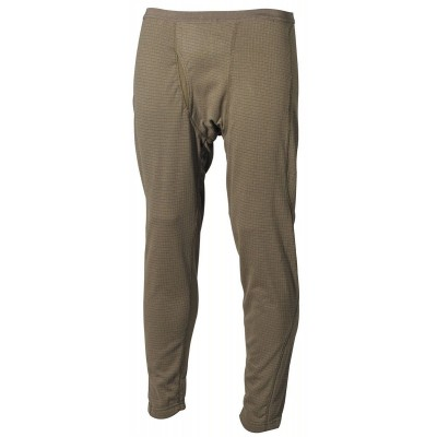 Thermo spodky MFH LEVEL II, olive
