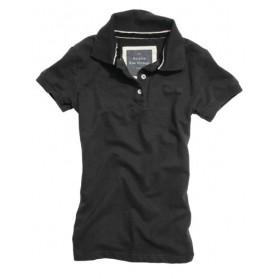 Tričko Ladies Polo, čierne