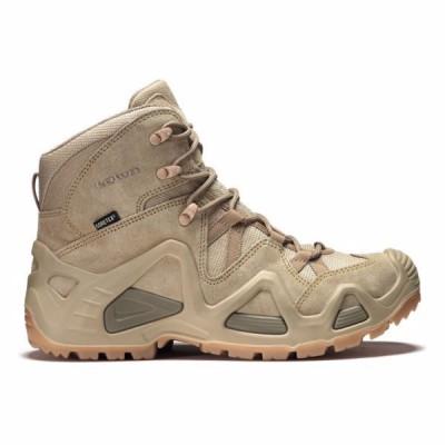 LOWA Taktická obuv ZEPHYR MID GTX, desert
