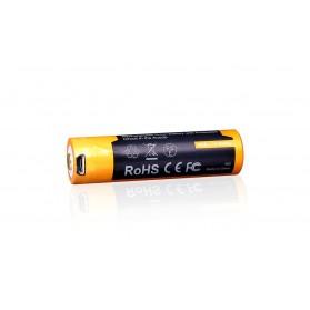 Dobíjacia batéria Fenix 18650 2600 mAh USB