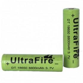 Nabíjateľná batéria 18650