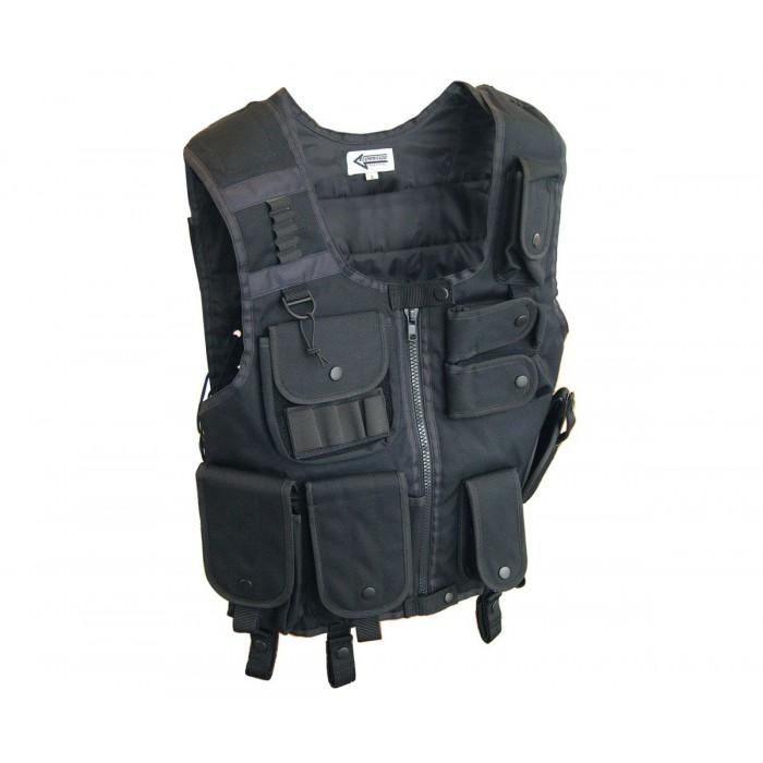 Vesta COMMANDO taktická SWAT, čierna