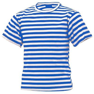 Detské H&F námornícke tričko