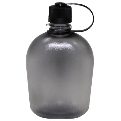 Plastová FOX transparentná poľná fľaša 1L