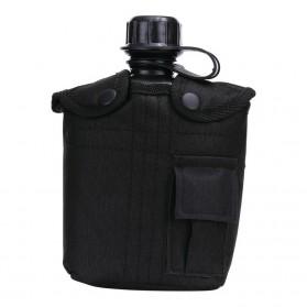 Fľaša FOSCO poľná typ US, čierna