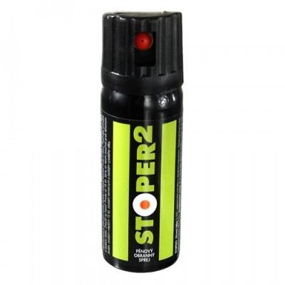Obranný sprej 50ml Stopper2, penový