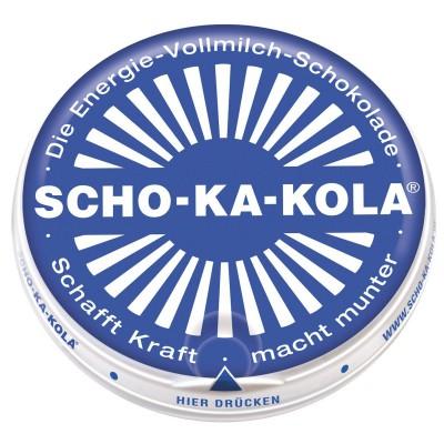 Čokoláda SCHO-KA-KOLA MFH 100g, mliečna