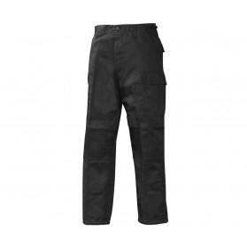 Nohavice detské COMMANDO BDU, čierne