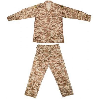 Armádny komplet - Líbya (nohavice a blúza)