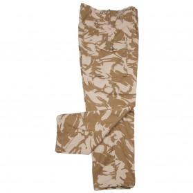 Nohavice originálne armádne britské DPM desert