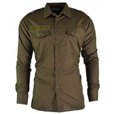 Poľná košeľa BH rakúskej armády, olive
