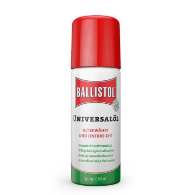 Olej Ballistol sprej, 50ml